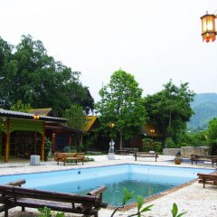Отель Areeya Phuree Resort 3* Улучшенный номер с различными типами кроватей фото 5