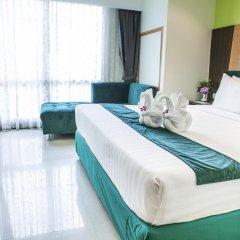 Отель Citin Pratunam Bangkok By Compass Hospitality 3* Номер Делюкс фото 17