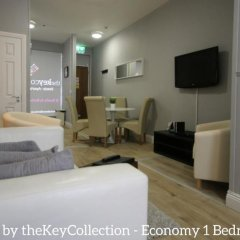 Hotel St. George by The Key Collection 3* Апартаменты Эконом с различными типами кроватей фото 8