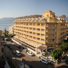 Mert Seaside Hotel Турция, Мармарис - отзывы, цены и фото номеров - забронировать отель Mert Seaside Hotel - All Inclusive онлайн пляж