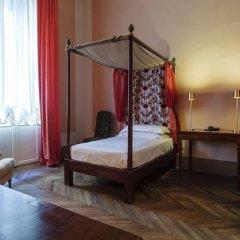 Отель Palazzo Di Camugliano 5* Стандартный номер с различными типами кроватей фото 2