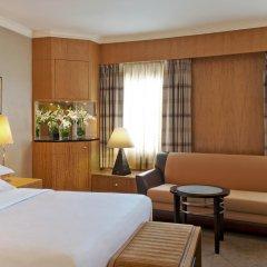 Sheraton Ankara Hotel & Convention Center 5* Стандартный номер двуспальная кровать фото 2