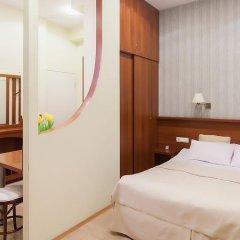 Мини-Отель Веста Номер Делюкс разные типы кроватей фото 9