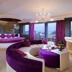 Euphoria Hotel Tekirova 5* Представительский люкс с различными типами кроватей фото 6