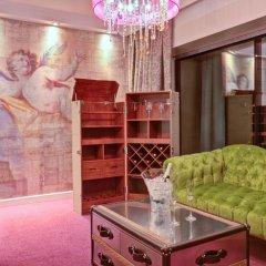 Hotel Sommerhof 4* Улучшенный люкс с различными типами кроватей фото 12