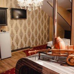 Гостиница Paradis Inn 4* Люкс с различными типами кроватей фото 10