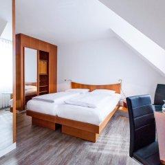 DORMERO Hotel Dresden Airport 4* Стандартный номер с различными типами кроватей фото 6