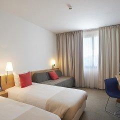 Отель Novotel Barcelona S Joan Despi 4* Стандартный номер с различными типами кроватей фото 3