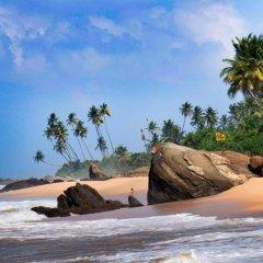 Отель Sumudu Guest House пляж фото 2