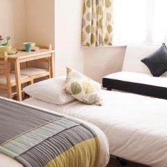 United Lodge Hotel & Apartments 3* Студия с различными типами кроватей фото 2