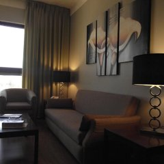 Отель Crystal Suites 3* Люкс с 2 отдельными кроватями фото 3
