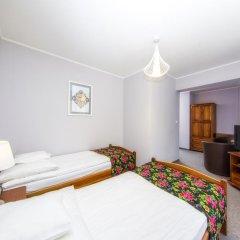 Отель Rezydencja Sienkiewiczówka 3* Стандартный номер с 2 отдельными кроватями фото 6