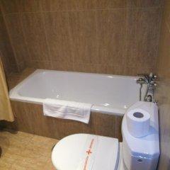 Hotel La Fuente Канделарио ванная