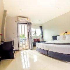 Отель My Place Phuket Airport Mansion 2* Стандартный номер с различными типами кроватей фото 3