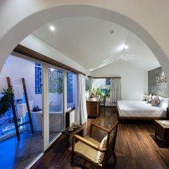 Отель The Myst Dong Khoi 5* Люкс с различными типами кроватей фото 2