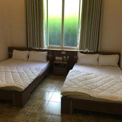 Отель Dau Nguon Resort Улучшенный номер с 2 отдельными кроватями фото 3