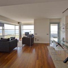 Апартаменты Habitat Apartments Vista Барселона комната для гостей