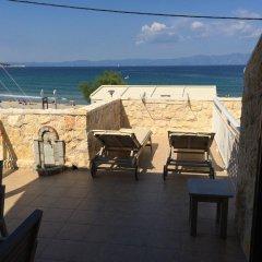 Отель Sarti Paradise пляж