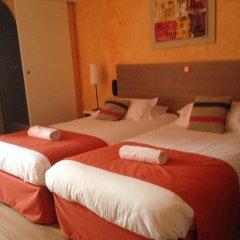Отель Hôtel Côté Patio 3* Номер Комфорт с различными типами кроватей фото 3