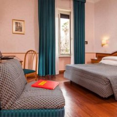 Hotel Piemonte 3* Стандартный номер с различными типами кроватей фото 8