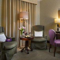 Hotel Esplanade Zagreb 5* Президентский люкс с различными типами кроватей фото 4