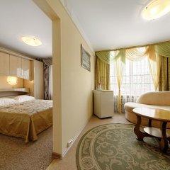 Гостиница «Барнаул» 3* Люкс с различными типами кроватей фото 2