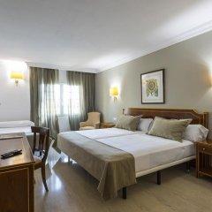 Ayre Hotel Córdoba 4* Стандартный номер с различными типами кроватей фото 3