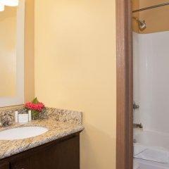Отель TownePlace Suites by Marriott Indianapolis - Keystone Студия с различными типами кроватей фото 3