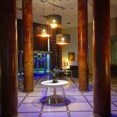 Отель Athina Airport Hotel Греция, Ферми - 1 отзыв об отеле, цены и фото номеров - забронировать отель Athina Airport Hotel онлайн интерьер отеля фото 2