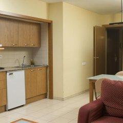 Апарт-отель Bertran 3* Апартаменты с различными типами кроватей фото 26