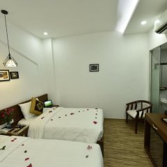Отель Happy Moon Guesthouse 2* Номер Делюкс фото 6