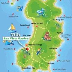 Отель Villa Seaview Garden фото 3