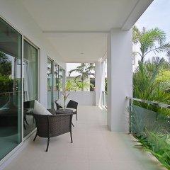 Отель Bangtao Tropical Residence Resort & Spa 4* Студия Делюкс разные типы кроватей фото 2