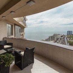 Апартаменты Feeria Apartment балкон