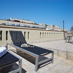 Отель AB Paral·lel Spacious Apartments Испания, Барселона - отзывы, цены и фото номеров - забронировать отель AB Paral·lel Spacious Apartments онлайн приотельная территория фото 2