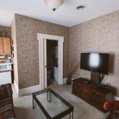 Отель The Mount Vernon Inn 2* Люкс с различными типами кроватей фото 3