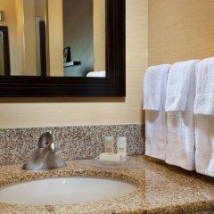 Отель Courtyard Milpitas Silicon Valley 3* Стандартный номер с различными типами кроватей фото 5