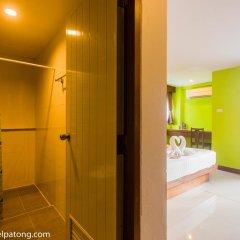 Green Harbor Patong Hotel 2* Стандартный номер двуспальная кровать фото 6