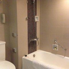 Отель Grand Park Xian Китай, Сиань - отзывы, цены и фото номеров - забронировать отель Grand Park Xian онлайн ванная