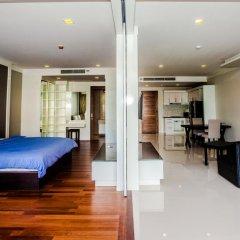 Отель Q Conzept Апартаменты с различными типами кроватей фото 15