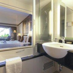Отель Novotel Phuket Resort 4* Улучшенный номер с двуспальной кроватью фото 9