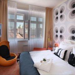 Vintage Design Hotel Sax 4* Стандартный номер с различными типами кроватей фото 5