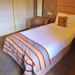 The Salisbury Hotel 4* Стандартный номер с разными типами кроватей фото 3