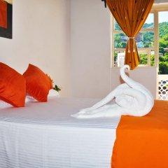 Hotel Hacienda de Vallarta Centro 3* Стандартный номер с двуспальной кроватью фото 3