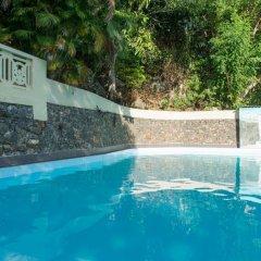Отель Villa In Paradise Унаватуна бассейн