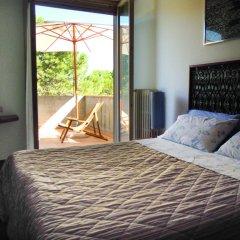 Отель Colle Moro - B&B Villa Maria 3* Стандартный номер с различными типами кроватей фото 3