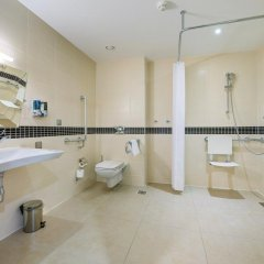 Гостиница Hampton by Hilton Волгоград Профсоюзная 4* Стандартный номер с различными типами кроватей фото 19