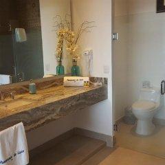 Отель Playa Conchas Chinas 3* Номер Делюкс фото 7