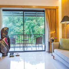 Отель Tinidee Golf Resort at Phuket 3* Номер Делюкс фото 4