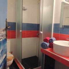 Отель Kalamitsi Studios ванная фото 2